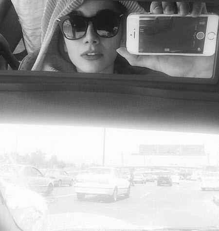 بیوگرافی و عکس اینستاگرام خاطره حاتمی گالری عکس