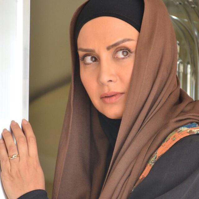 عکس های داغ  دیدنی مریم خدارحمی بازیگر سریال دور دست ها گالری عکس