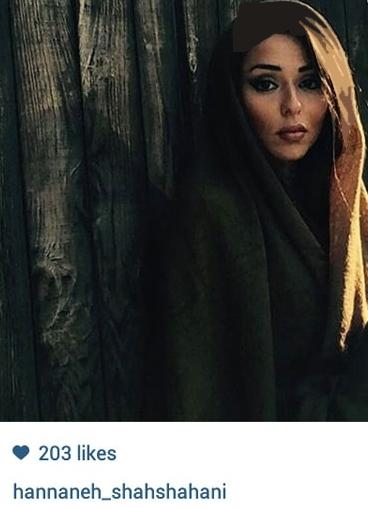 متن خانم بازیگر برای مردم ایران بخاطر شایعه بودن در شبکه جم گالری عکس