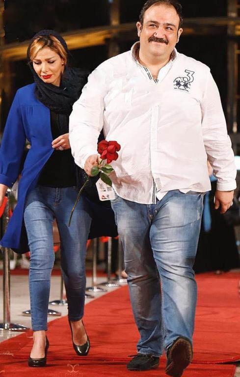 بازیگران مرد در جشن حافظ گالری عکس