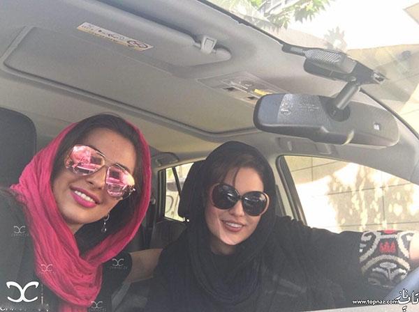جدیدترین عکس های سلفی بازیگران زن ایرانی گالری عکس